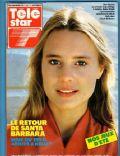Télé Star Magazine [France] (1 September 1986)