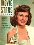 Rita Hayworth on the cover of Movie Stars (United States) - October 1948