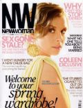 Coleen Rooney on the cover of New Woman (United Kingdom) - March 2008