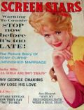 Connie Stevens on the cover of Screen Stars (United States) - October 1962