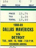Dallas Mavericks [1988/89]
