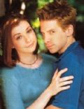 Seth Green and Alyson Hannigan