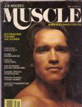 Arnold Schwarzenegger on the cover of Muscle (United Kingdom) - June 1979