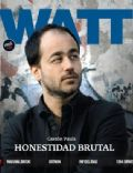 Gastón Pauls on the cover of Watt (Argentina) - May 2009