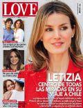 LOVE Magazine [Spain] (7 December 2011)