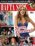 Haftasonu Magazine [Turkey] (15 September 2010)