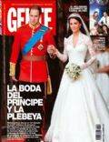 Gente Magazine [Argentina] (2 May 2011)