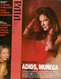 Andrea Del Boca on the cover of Viva (Argentina) - December 2004