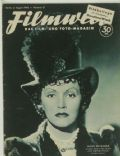 Filmwelt Magazine [Germany] (2 August 1940)