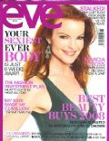 Marcia Cross on the cover of Eve (United States) - December 2000