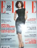 Elle Magazine [France] (20 October 2008)