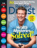 Travis Stork on the cover of Readers Digest (United States) - April 2013