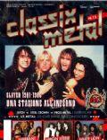 Classix Metal Magazine [Italy] (December 2011)