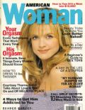 Courtney Thorne-Smith on the cover of American Woman (United States) - June 1996