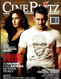 Katrina Kaif, Salman Khan on the cover of Cineblitz (India) - July 2012
