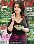 Nigella Lawson on the cover of Fairlady (South Africa) - December 2012