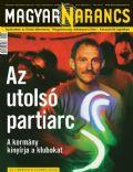 Magyar Narancs Magazine [Hungary] (17 March 2011)