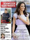 Schweizer Illustrierte Magazine [Switzerland] (15 August 2011)