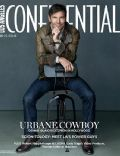 Dennis Quaid on the cover of Los Angeles Confidential (United States) - October 2012