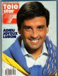 Télé Star Magazine [France] (17 November 1986)