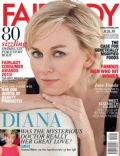 Naomi Watts on the cover of Fairlady (South Africa) - November 2013