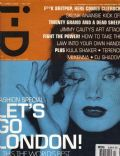 Iris Palmer on the cover of I D (United Kingdom) - October 1996