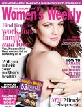 Drew Barrymore on the cover of Womens Weekly (Malaysia) - May 2014