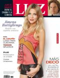 Jimena Buttigliengo, Juan Navarro on the cover of Luz (Argentina) - May 2012