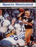 Bart Starr on the cover of Sports Illustrated (United States) - January 1967