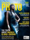 Naomi Campbell on the cover of American Photo (United States) - November 2009