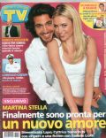 Martina Stella on the cover of TV Sorrisi E Canzoni (Italy) - May 2007