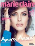 Marie Claire Magazine [Malaysia] (February 2012) - Main Photo