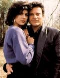 Marisa Tomei and Joe Pesci