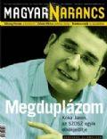 Magyar Narancs Magazine [Hungary] (8 February 2007)