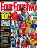 Thierry Henry on the cover of Four Four Two (United Kingdom) - June 2008