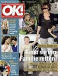 Britney Spears, David Beckham, David Beckham and Victoria Beckham, Hugh Jackman, Katie Holmes, Katie Holmes and Tom Cruise, Tom Cruise, Victoria Beckham on the cover of Ok (Germany) - December 2009