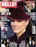 Hello! Magazine [United Kingdom] (16 January 2012)