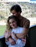 AJ Michalka and Josh Pence