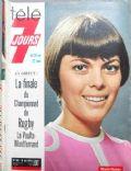 Télé 7 Jours Magazine [France] (16 May 1970)