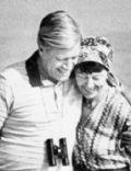 Loki Schmidt and Helmut Schmidt