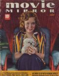 Alice Faye on the cover of Movie Mirror (United States) - August 1939