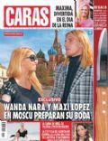 Caras Magazine [Argentina] (6 May 2008)
