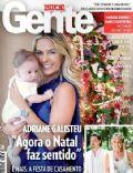 Isto É Gente Magazine [Brazil] (1 December 2010)
