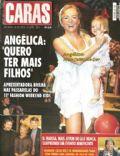 Caras Magazine [Brazil] (27 August 2010)