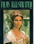 Raquel Welch on the cover of Films Illustrated (United Kingdom) - June 1977
