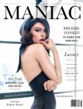 Phoebe Tonkin on the cover of Maniac (United States) - March 2014