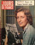 Jours de France Magazine [France] (6 September 1958)