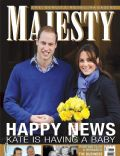 Majesty Magazine [United Kingdom] (January 2013)