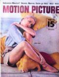 Grace Kelly on the cover of Motion Picture (United States) - November 1955