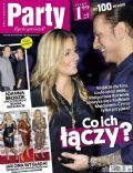 Malgorzata Rozenek, Radoslaw Majdan on the cover of Party (Poland) - November 2013